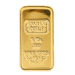 Link to American Coin Treasures 1 Gram Swiss Ingot Tribute Similar Items in Fashion Jewelry Store