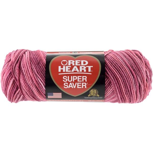 Red Heart Super Saver YarnPink Tones