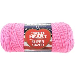 Red Heart Super Saver YarnPretty 'n Pink