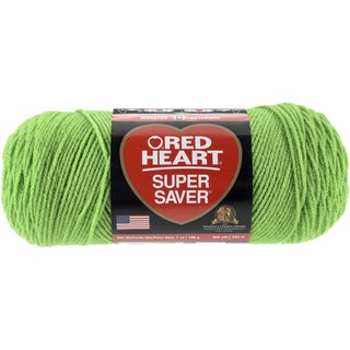 Red Heart Super Saver YarnSpring Green