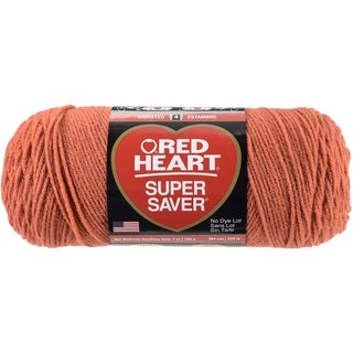 Red Heart Super Saver YarnCoral