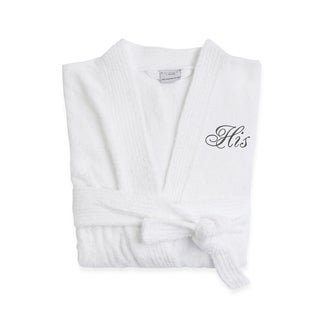 Wyndham Egyptian Cotton His Terry Spa Robe