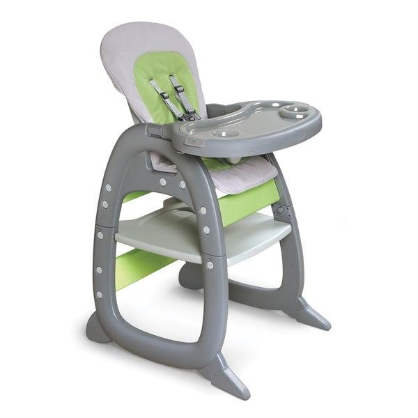 Badger Basket Envee II Baby High Chair with Playtable ...