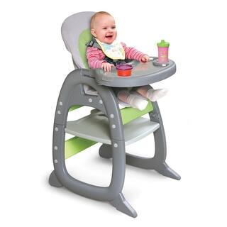 Badger Basket Envee II Baby High Chair with Playtable Conversion|https://ak1.ostkcdn.com/images/products/10626565/P17696094.jpg?impolicy=medium