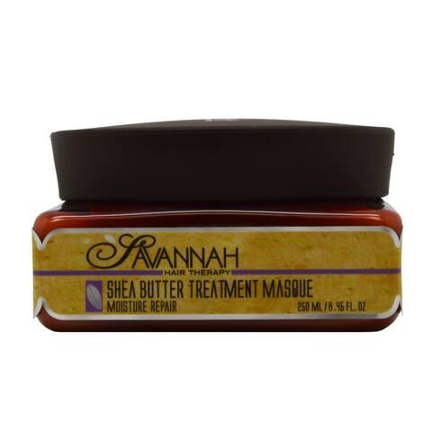 Savannah Hair Therapy Shea Butter 8.45-ounce Treatment Masque