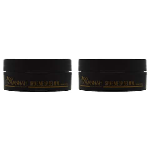 Savannah Hair Therapy Spike Me Up 3.23-ounce Gel Wax (Pack of 2)