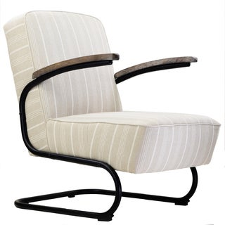 Miles Beige Club Chair