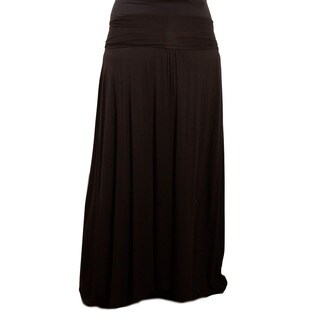 Sealed with a Kiss Women's Plus Size California Maxi Skirt (2 options available)