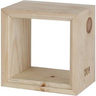 Hobbitholeco. Shelve 8X8'' Decorative Block Shelve