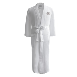 Conrad Egyptian Cotton His Waffle Spa Robe