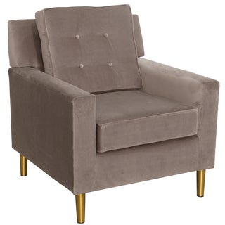 Skyline Furniture Arm Chair in Regal Smoke