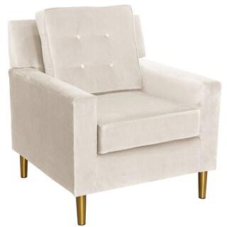 Skyline Furniture Arm Chair in Regal Antique White