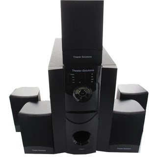 Theater Solutions TS511 5.1-channel Surround Sound Home Entertainment System