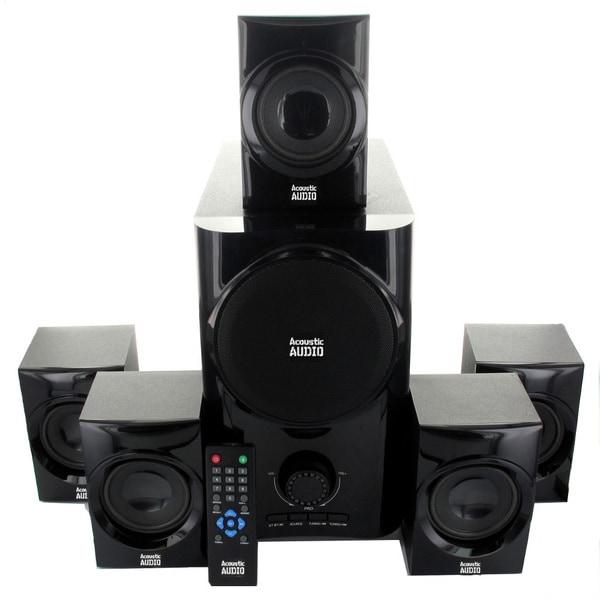 Shop Acoustic Audio Aa5160 5 1