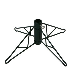21-inch Green Tree Stand for 6.5 to 7.5-foot Trees