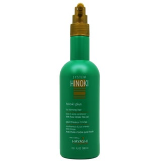 Hayashi 10.1-ounce Hinoki Plus for Thinning Hair