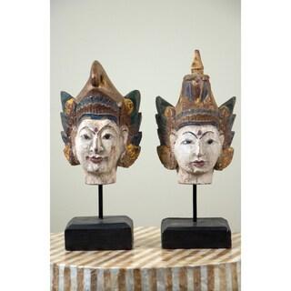 East At Main's Egan Rama and Shinta Figurine Set