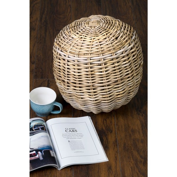 East At Main's Large Ferriday Rattan Ball Décor