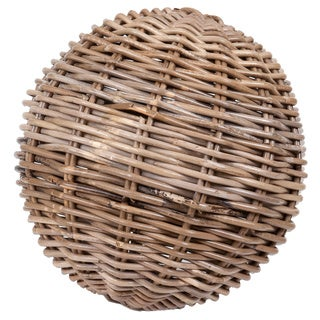 Medium Estelle Rattan Ball Décor