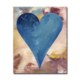 "Ready2HangArt Zane Heartwork ""Cassidy"" Canvas Art"