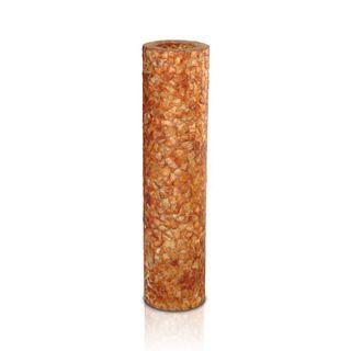 Esrwood Orange Decorative Vase