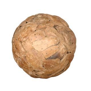 Brownsville Wooden Ball Décor