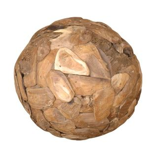 Edgard Wooden Ball Décor
