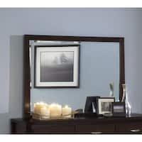 Tapered Frame Landscape Mirror