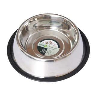 Iconic Pet Stainless Steel Non-skid Pet Bowl