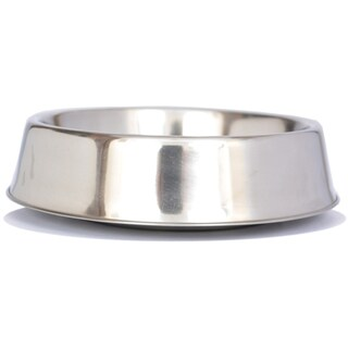 Iconic Pet Anti-ant Stainless Steel Non-skid Pet Bowl