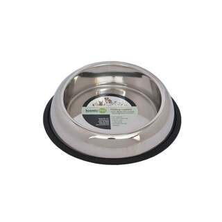 Iconic Pet Heavy Weight Non-Skid Pet Bowl