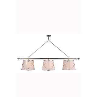Fairmount Collection 1408 Pendant lamp with Polished Nickel Finish