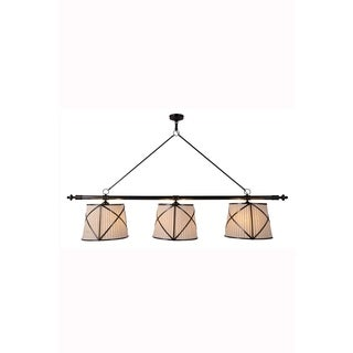 Fairmount Collection 1408 Pendant lamp with Bronze Finish