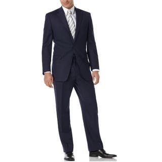 Navy Wool Total Comfort Suit|https://ak1.ostkcdn.com/images/products/10627673/P17697079.jpg?impolicy=medium