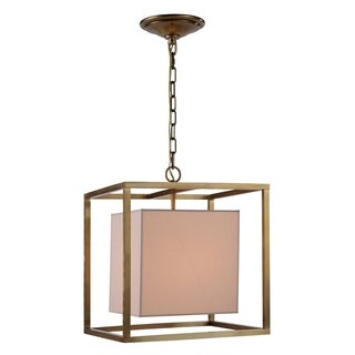 Quincy Collection 1416 Pendant lamp with Bronze Finish