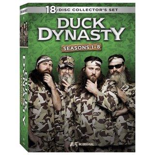 Duck Dynasty: Seasons 1-8 (DVD)