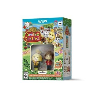 Wii U - Animal Crossing: amiibo Festival