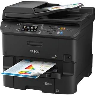 Epson WorkForce Pro WF-6530 Inkjet Multifunction Printer - Color