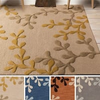 Hand-Tufted Hilton Wool Rug - 8' x 10'
