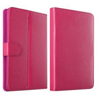 Insten Universal Slim Leather Tablet Case Cover For 7-inch Tab/ Apple iPad Mini 3/ ASUS Google Nexus 7 2012/ 2013/ HP Stream 7