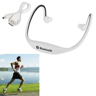 Insten Sports Exercise Gym Running Wireless Hands-free Neckband Bluetooth 3.0 Stereo In-ear Headset for Music