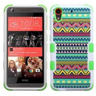 Insten Design Pattern Tuff Hard PC/ Silicone Dual Layer Hybrid Rubberized Matte Phone Case Cover For HTC Desire 626/ 626s