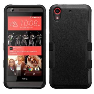 Insten Tuff Hard PC/ Silicone Dual Layer Hybrid Rubberized Matte Phone Case Cover For HTC Desire 626/ 626s
