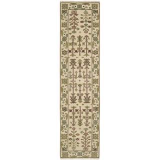 Nourison Suf I Noor Ivory Runner Rug (2'6 x 10')