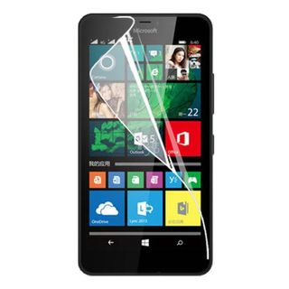 Insten Clear LCD Phone Screen Protector Film Cover For Microsoft Lumia 640 (Single/ Pack of 2)