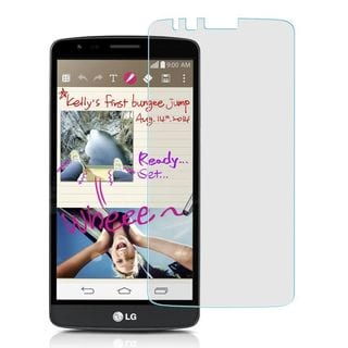 Insten Clear Tempered Glass LCD Phone Screen Protector Film Cover For LG G3 Stylus