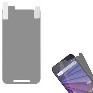 Insten Matte Anti-Glare LCD Phone Screen Protector Film Cover For Motorola Moto G 3rd Gen