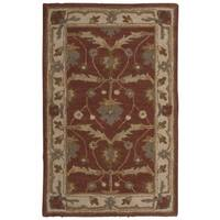 Nourison India House Brick Accent Rug (2'6 x 4') - 2'6 x 4'