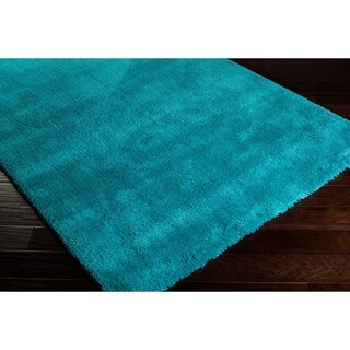 Hand-Woven Bowery Polyester Rug (2'3 x 8')