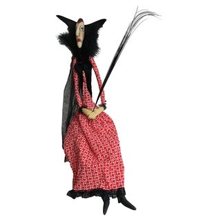 The Countess Joe Spencer Gathered Traditions Art Doll - Red